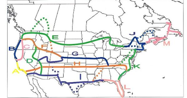 Drive across the country definitely a bucket list item.. This site tells