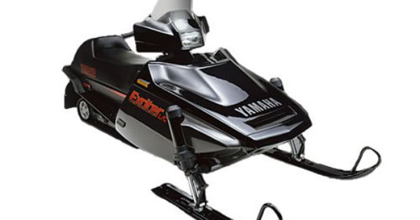Yamaha Snowmobile 1987 Exciter 570 S My First Snowmobile And I Got It This Year Snowmobile Yamaha Vintage Sled