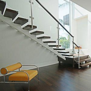 Glass Stairs Glass Balustrade Modern Stairs Custom Design