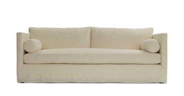 """88"""" BARDOT SLIPCOVERED Sofa"""