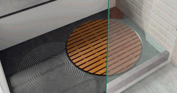 black icono shower tray products bathroom pinterest. Black Bedroom Furniture Sets. Home Design Ideas