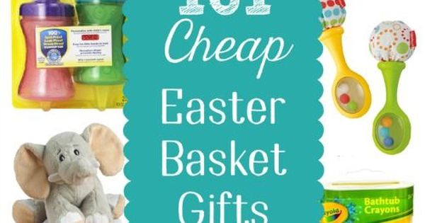 Fun And Cheap Easter Gifts 101 Easter Basket Ideas For Kids