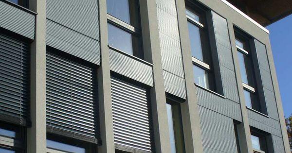 Store venitien exterieur Mariton Une protection solaire exterieure