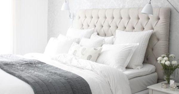 Hoof Slaapkamer Idees : pretty bedroom - Home Idees Pinterest ...