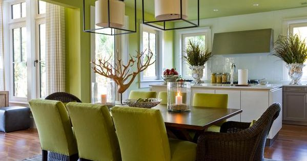 Modern Furniture: Dining Room Pictures : HGTV Dream Home 2013