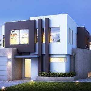 Hudson Two Storey Floor Plans By Boyd Design Perth Storey Homes Duplex Design Contemporary House Design