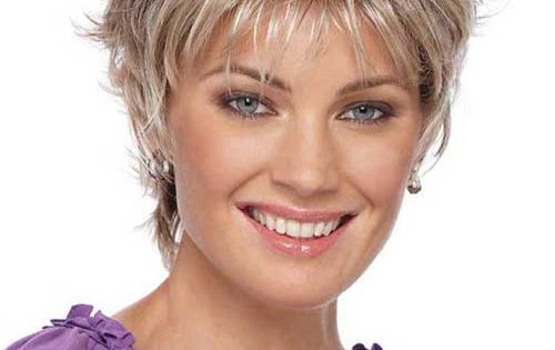 20 Short Hair For Women Over 40