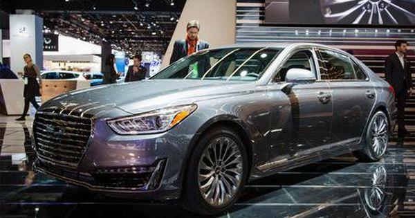 2020 Genesis G90 Review Pricing And Specs Hyundai Genesis High End Cars