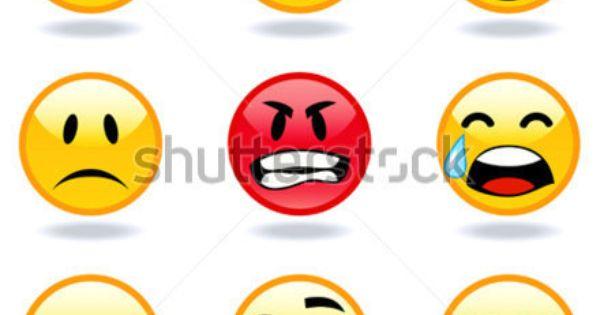 Pin On Emoticones