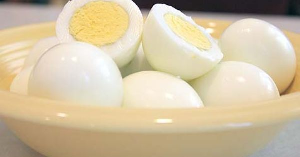 "Perfect hard ""boiled"" eggs without boiling - steamed eggs"