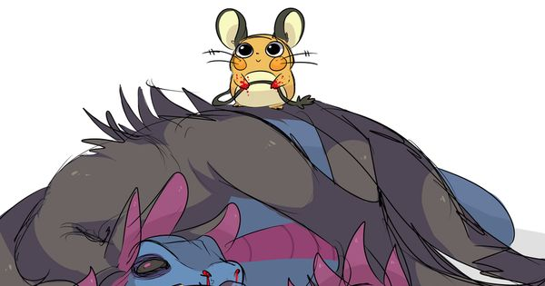 Vicious Dedenne Funny Pokemon Pinterest Pok 233 Mon