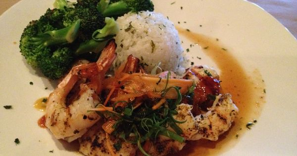 Bonefish grill, Scallops and Shrimp on Pinterest
