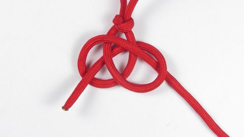 2 Strand Wall Knot Paracord Guild Knots Paracord Snake Knot