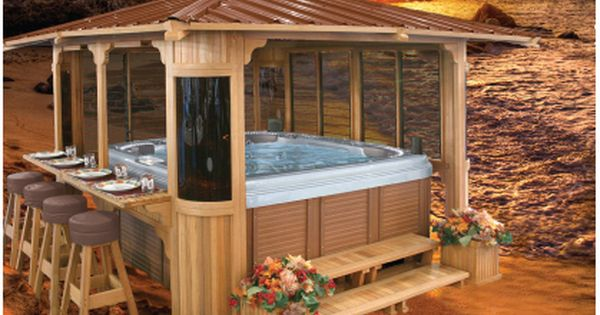 Best 25+ Hot Tub Gazebo Ideas On Pinterest | Hot Tub Garden, Hot Tub  Pergola And Hot Tubs