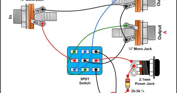 A  B Switch