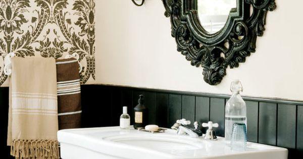 Salle de bains de style baroque d cormag salles de for Decormag salle de bain