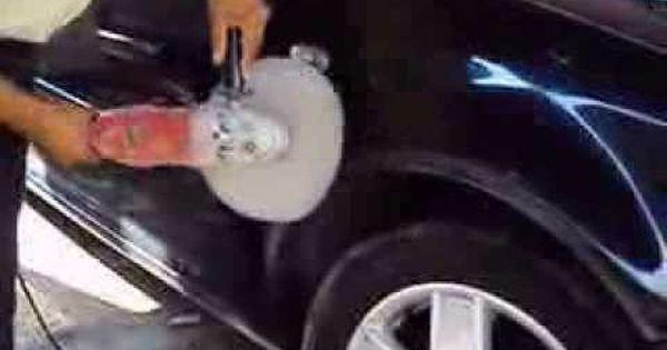 Tutorial Como Pulir Un Auto Facil Y Rapido En 15 Minutos Youtube Lavadero De Autos Autos Reparación De Carrocería