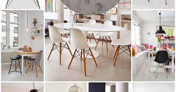 Insp rate eames plastic side chair casas bonitas for Sillas bonitas