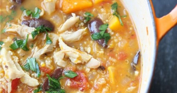 Top 10 Fall & Winter Soups you can do in the crock