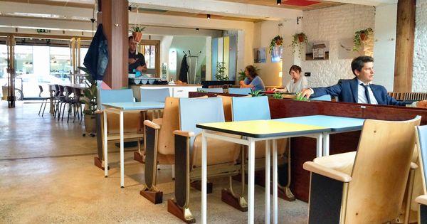 chicago caf restaurant bruxelles rue de flandre par the foodalist miam miam bxl pinterest. Black Bedroom Furniture Sets. Home Design Ideas