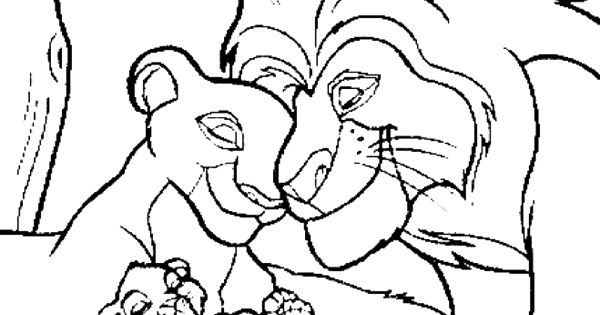 lion king coloring pages google - photo#22
