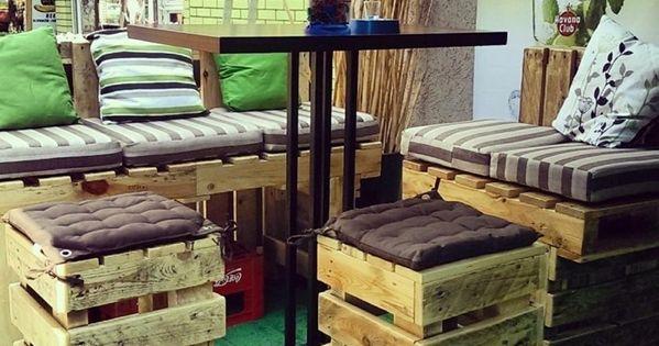 palettenm bel ideen wanddekoration europaletten m bel aus. Black Bedroom Furniture Sets. Home Design Ideas