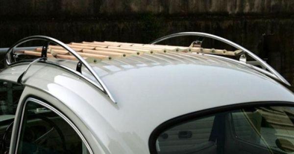 Vintage Speed Roof Rack For Vw Beetle And Super Beetle 155 391 01988 Volkswagen Aircooled Net Vw Parts Roof Rack Vw Parts Vw Beetles