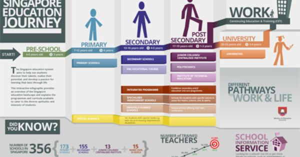 The Singapore Education Landscape | Data-visualise It ...