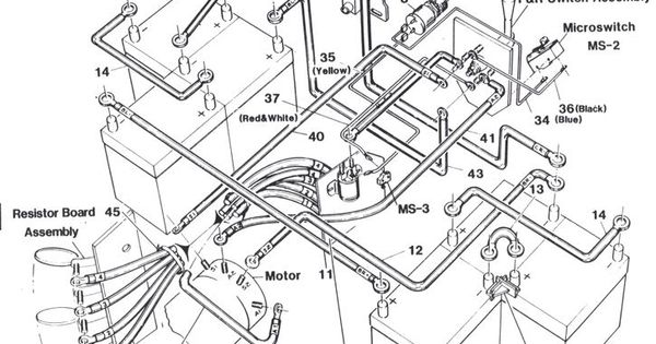 84 ezgo wiring diagram  84  get free image about wiring diagram