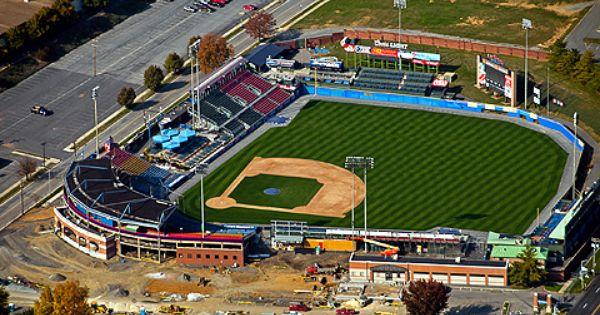 Firstenergy Stadium Reading Pa Phillies Baseball Indoor Outdoor Minor League Baseball