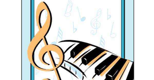 school concert event program