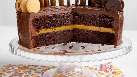 Nice Cake Recipes Uk: Chocolate Jaffa Cake Http://www.sainsburysmagazine.co.uk