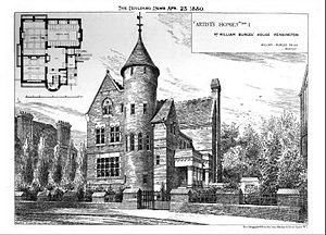 The Tower House Tower House Victorian Townhouse Holland Park