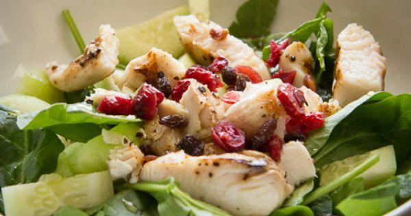 monday: mahi mahi salad   Yummy Cooking   Pinterest   Mahi Mahi ...