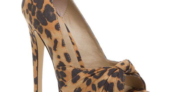 cheetah print heels!!