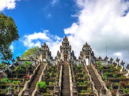 Bali Indonesia Mesta Dlya Posesheniya Krasivye Mesta Zamechatelnye Mesta