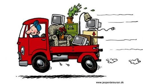 Moving Truck Clipart Cliparts And Others Art Inspiration With