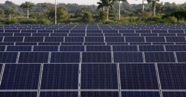 New Global Solar Energy This Year Could Surpass 2016 S Record