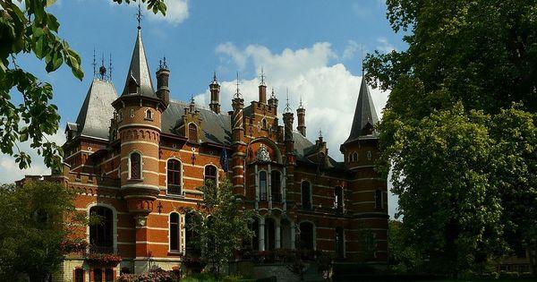 Castles In Belgium Castle Hoeilaart Belgium By Mark Billiau Places To Visit Pinterest