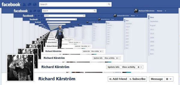 40 Really Creative Facebook Timeline Cover Examples Facebook