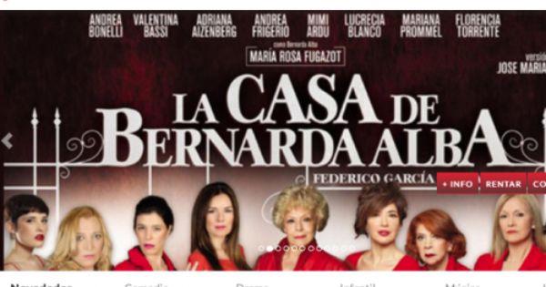 Teatrix El Placer De Ver Teatro Argentino Pero En Casa