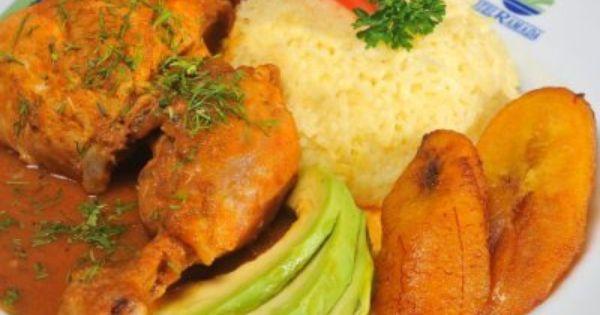 Seco De Gallina Receta Recetas De Comida Ecuatoriana Recetas Ecuatorianas Recetas De Comida