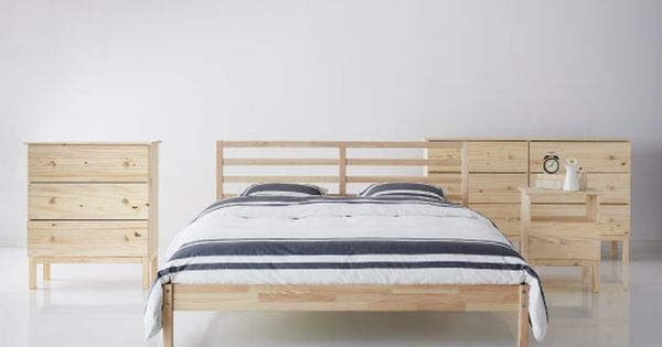 Ikea Us Furniture And Home Furnishings Wooden Bedroom Furniture Unfinished Pine Furniture Ikea Bedroom Sets
