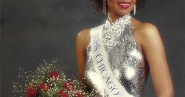 Ruth Booker Miss Chicago Amp Miss Illinois 1984 Pageant