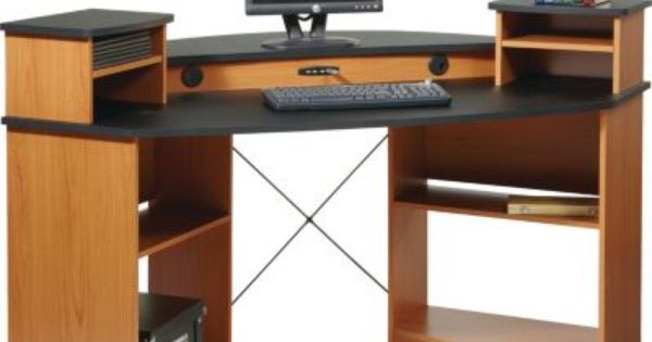 Staples Has The Osp Design Mercury Corner Desk You Need For Home Office Or Business Free Delivery On All Orders Over 19 99 Plus Rew Corner Desk Desk Home