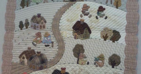 Reiko kato patchwork quilts pinterest - Reiko kato patchwork ...