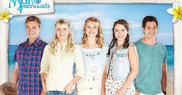 Mako mermaids cast mako mermaids h20 pinterest for Just add water cast
