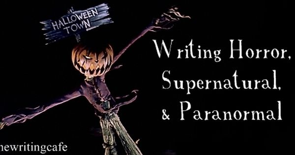 How to Write a Supernatural Story