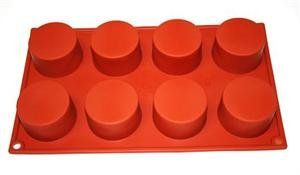 Silicone Cupcake Muffin Pan By Ny Cake 9 99 Withstands