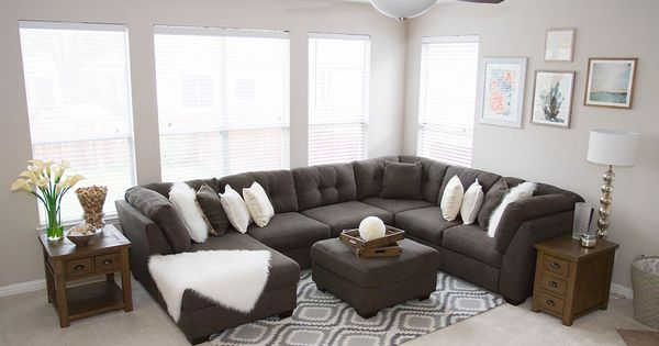 Modern chic comfortable and kid friendly the delta for Kid friendly sectional sofa
